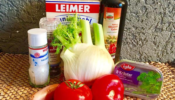 Fenchel_mit_Tomaten-Kraeuterkruste_Zutaten