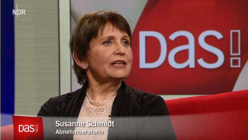 Susanne Schmidt bei NDR DAS rote Sofa 02.01.2018 4
